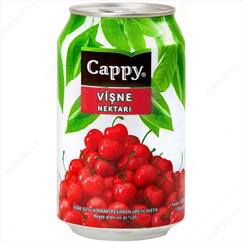 Kutu 330 ML Cappy ...