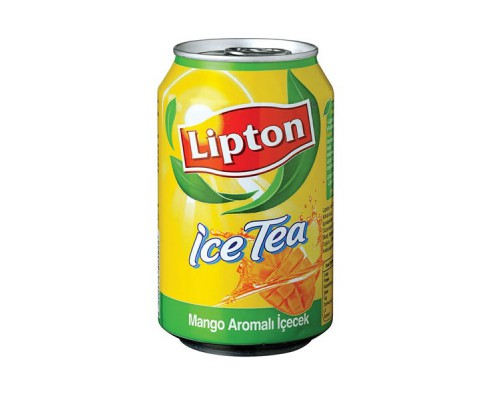 lipton ice tea Man...