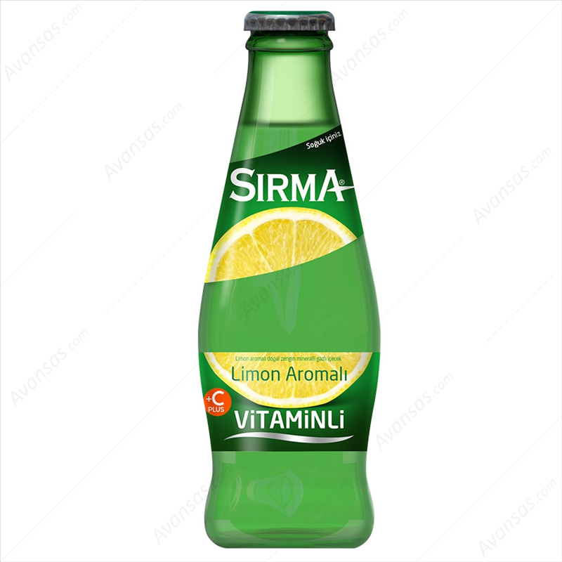 Sırma 200 ml Limon...
